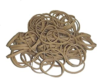 WeeZ Industries - Toy Rubberband Shooter Gun Replacement Ammo Refill Ammunition Rubber Bands (Small Size #30, TAN - 100 Count) - 2