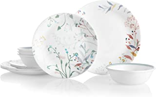 Corelle Boutique Monteverde 12-Piece Dinnerware Set, Service for 4