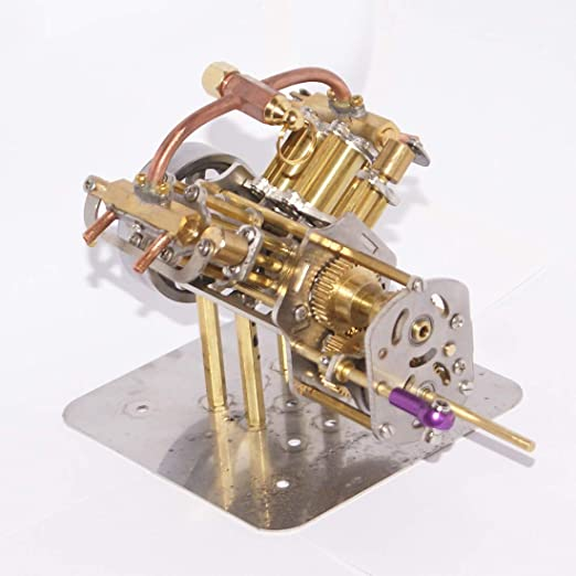 Einzelzylinder Mini Dampfmaschine Modell