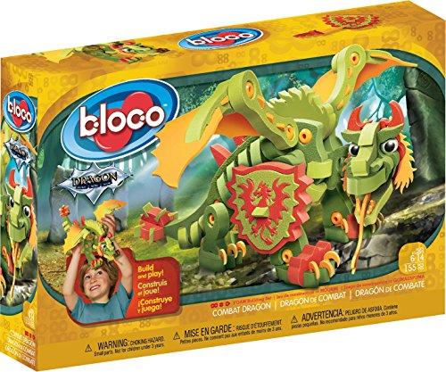 kanaï Kids kkbc20002–Bloco–Dragons–Dragón de combate , color/modelo surtido