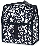Packit Freezable Lunch Bag with Zip Closure, Vine