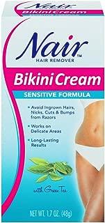 Nair Nair Sensitive Bikini Cream Hair Remover - 1.7 oz: 2 units. by Nair