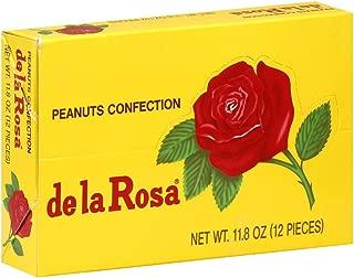 De La Rosa Mazapan, Small Box 1.0 OZ (Pack of 12)