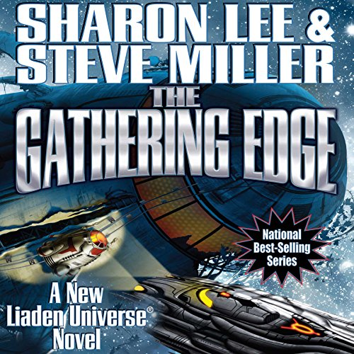 The Gathering Edge audiobook cover art