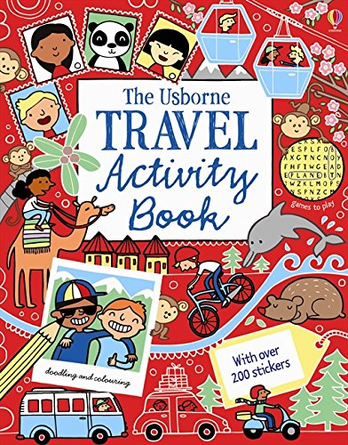 Gilpin, R: Travel Activity Book (Usborne Activity Books)