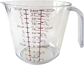 Better Houseware Measuring Cup, 24 oz, Clear