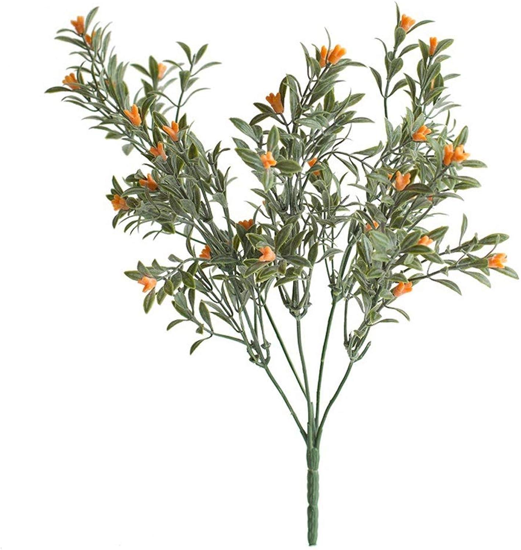 El ultimo 2018 Ogquaton Flores simuladas Plantas simuladas Escritorio Escritorio Escritorio Colocación de Flores Decorativas Flores Falsas  productos creativos