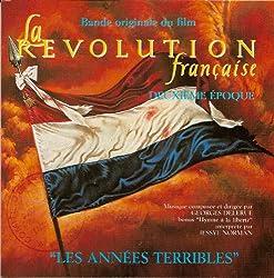 La révolution française - Deuxième époque: