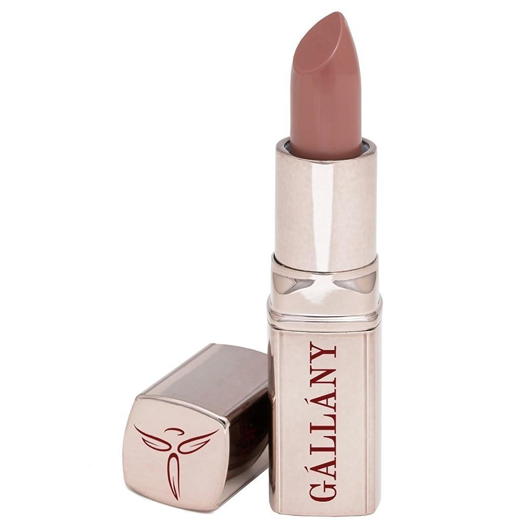 アブセイリクルート告発Gallany Cosmetics セミマットリップスティック、カメレオンヌード ゴシップ