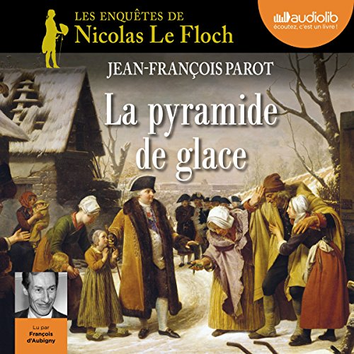 La pyramide de glace audiobook cover art