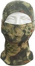 YYGIFT Lightweight Camouflage Balaclava Full Face Skiing Mask Cycling Motorcycle Balaclava Hats