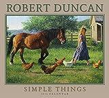 2016 Robert Duncan Simple Things Deluxe Wall Calendar