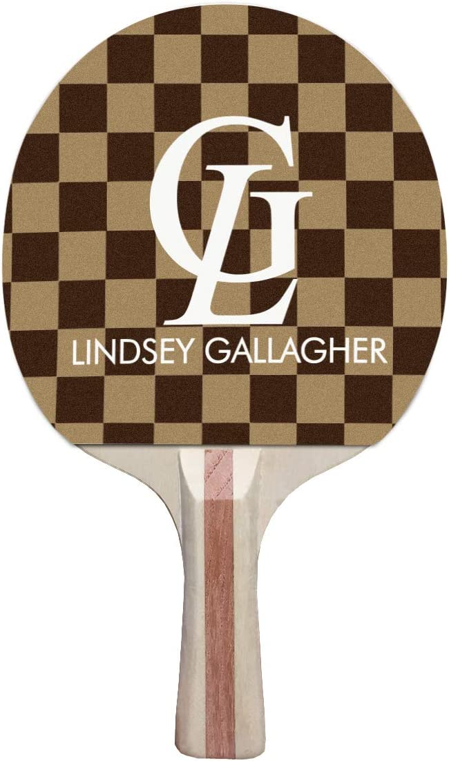 Infusion Custom Inventory cleanup selling sale Classic Design Ping Pong Ply Paddle 5 Free Shipping New D Premium