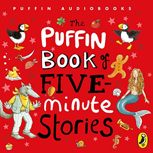Puffin Book of Five-minute Stories cover art