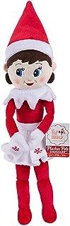 """Elf on The Shelf Plushee Pals Snuggler 12"""" Girl"""