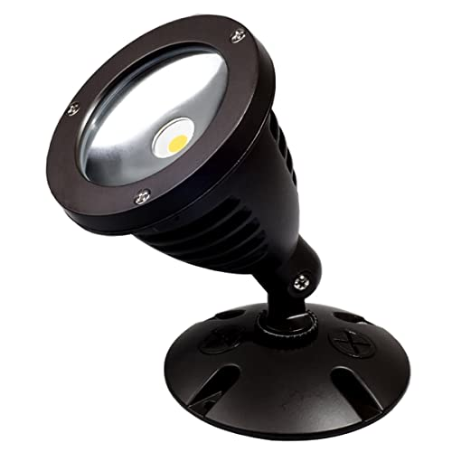 TOPELE 1100LM LED Flood Light, LED Outdoor Security Light, Exterior Flood Lights Fixture with