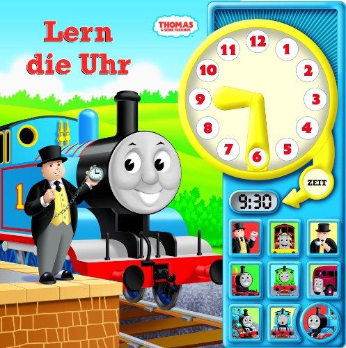 Thomas und seine Freunde - Lern die Uhr