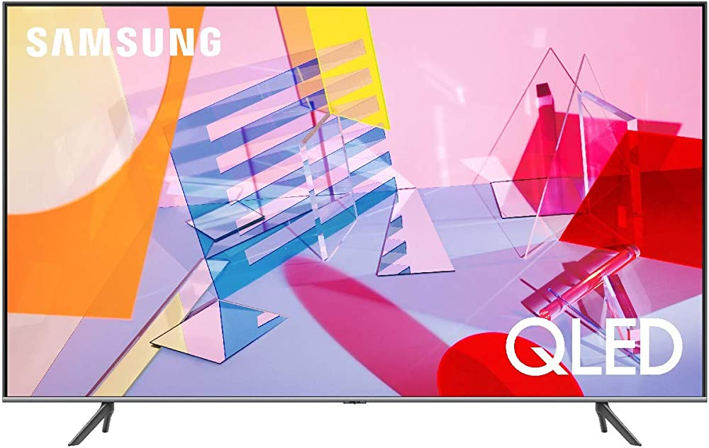 Samsung serie q64t qled smart tv 43