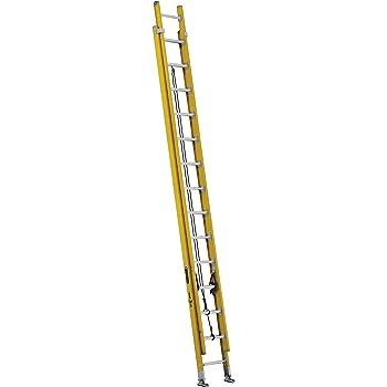 Louisville Ladder FE4228HD Extension Ladder, 28-Feet