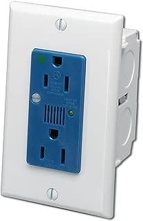 Leviton 47605-ACS J-Box Surge Protective Kit, Single AC Power Module