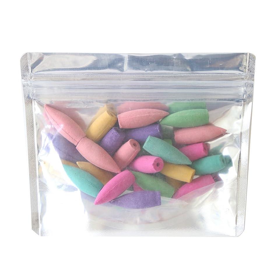 薬剤師魅力賠償アロマ香炉専用 お香 30個入 メール便 (6種各5個アソート)