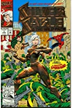 Silver Sable and the Wild Pack (#1)(Marvel Comics)