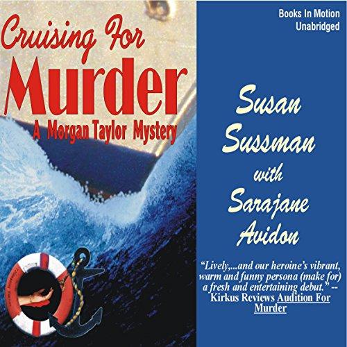 Cruising For Murder audiobook cover art