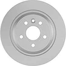 Bosch 52011373 QuietCast Premium Disc Brake Rotor For Volvo: 2011-2016 S60, 2007-2012 S80, 2015-2016 V60, 2008-2010 V70, 2008-2016 XC70; Rear