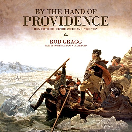 By the Hand of Providence audiobook cover art