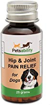 Dog Hip and Joint Support - All Natural Pet Supplement and Anti-Inflammatory Helps Relieve Chronic Arthritis Pain and Improves Mobility with No Side-Effects