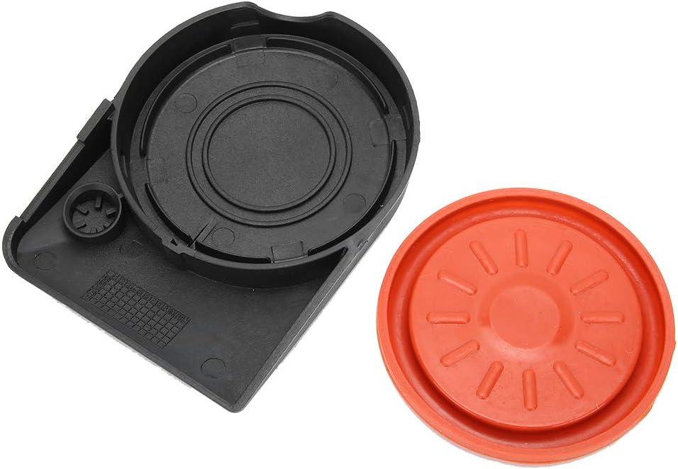Qiilu Kit de tapa de tapa de PCV, 11127646552 Kit de tapa de tapa de válvula de culata de cilindro de PCV apto para Mini Countryman Paceman