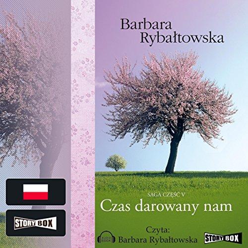 Czas darowany nam audiobook cover art