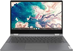 "Lenovo Chromebook Flex 5 13"" Laptop, FHD (1920 x 1080) Touch Display, Intel Core i3-10110U..."