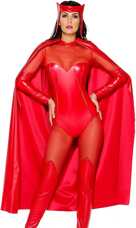 Women's Fiery Force Fancy dress costume Large XLarge