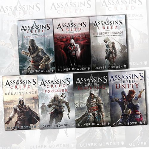 Assassins Creed Collection By Olive…