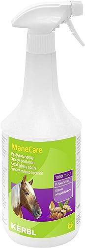 KERBL 321577 321577 Spray brillance pour crinière et robe ManeCare 1000 ml