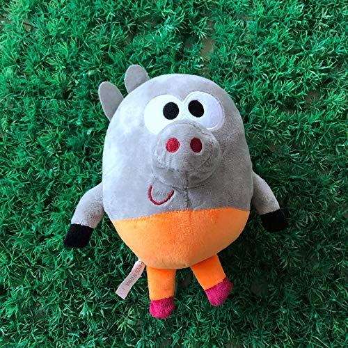 Hey Dug Cute 8-inch Piggy Plush Toy