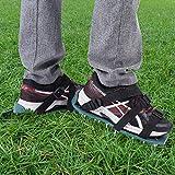 Jacksking Herramienta de jardinería, Zapatos tachonados para césped, Zapatos tachonados ...