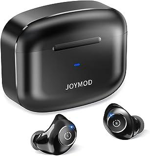 【2021革新的デザイン 】Bluetooth イヤホン ワイヤレスイヤホン ブルートゥース イヤホン 立体HIFI音質 ノイズキャンセリング性能 AACコーデック対応 最新Bluetooth5.0+EDR搭載 最大36時間利用可能 自動ペアリ...