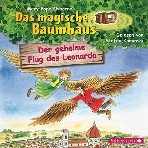 mächtig Leonardos geheimer Flug (Magic Tree House 36): 1 CD
