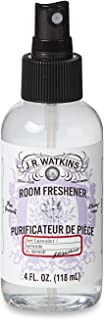J.R. Watkins Naturally Derived Room Freshener, Lavender, 4 Ounce (Pack of 6)