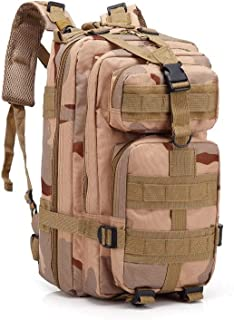 Sonoma Valley Military Tactical Backpack Army Molle 30L Waterproof Rucksack