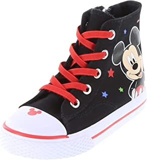 Mickey Mouse Boys' Toddler Mickey Legacee High-Top