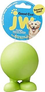 JW Good Cuz Pet Toy, Large, 6 Pack