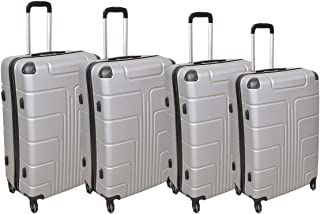 NEW TRAVEL Luggage set 4 pieces size 30/26/22/18 inch RP389/4P