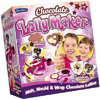 John Adams Chocolate Lolly Maker - Juego para Hacer piruletas de Chocolate (en inglés)
