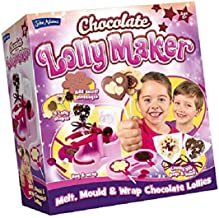 the chocolate lolly maker