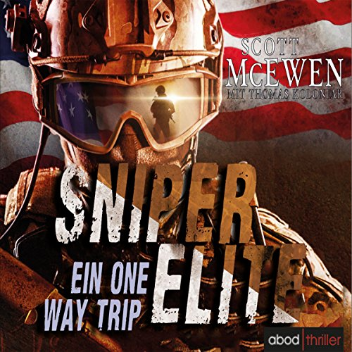 Ein One Way Trip (Sniper Elite 1) audiobook cover art