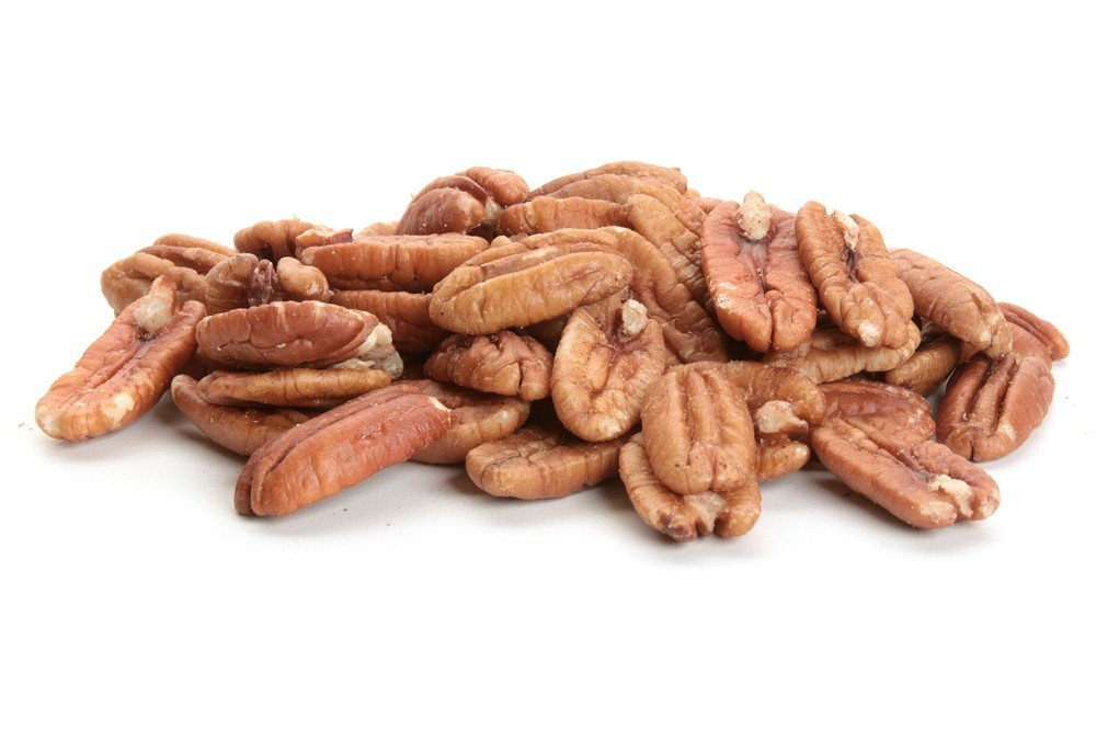 Raw Pecan trend rank Max 77% OFF Halves Pound Case 10