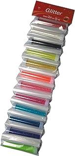 Glitter PVC x 12 Unidades, V.M.P. 253.2.99, Multicor, 3g